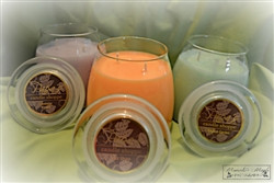 Soy Candles Vibe Jars